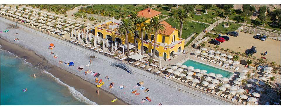 Villa Eva Restaurant and Beach